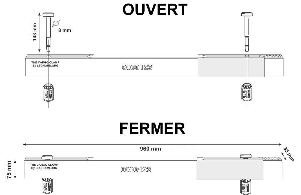 barriere-verzegelingen-cargoclamp-technische-tekening