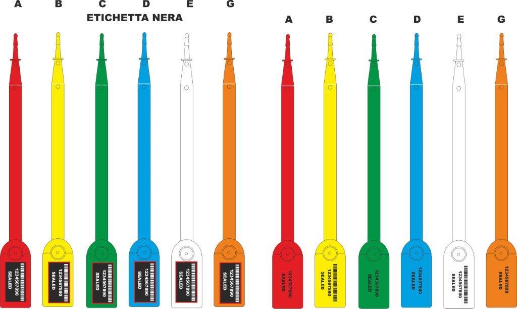 kunststofzegels-aelloseal-kleuren