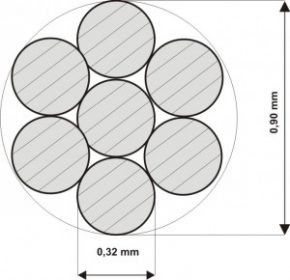 sts-pl-rvs-verzegelingskabel-technische-tekening