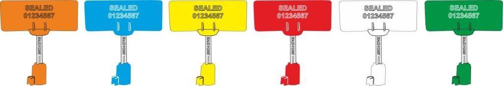 veiligheidszegels-neptuneseal-rfid-kleuren