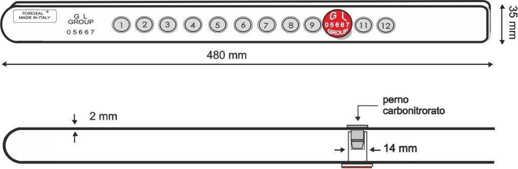 veiligheidszegels-new-forkseal-c-technische-tekening
