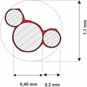 geplastificeerde-gegalvaniseerde-staaldraad-technische-tekening