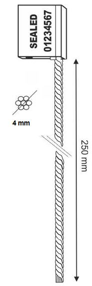 kabelverzegelingen-aluminium-behuizing-cableseal-4x250-mm-technische-tekening