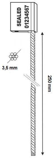veiligheidszegels-cableseal-35x250-mm-technische-tekening