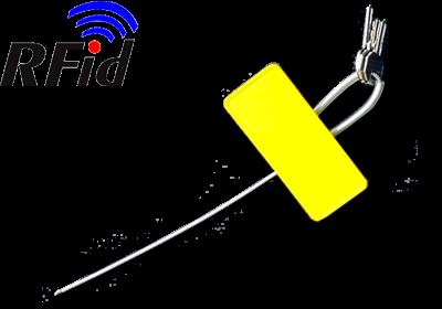RFID VEILIGHEIDSZEGELS