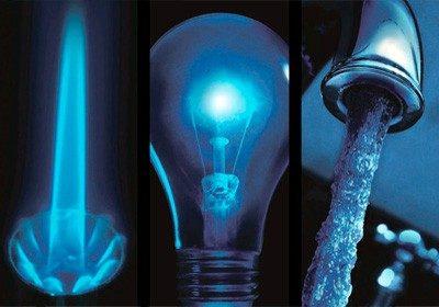 NUTSBEDRIJVEN: WATER - ELEKTRICITEIT - GAS (Meters)