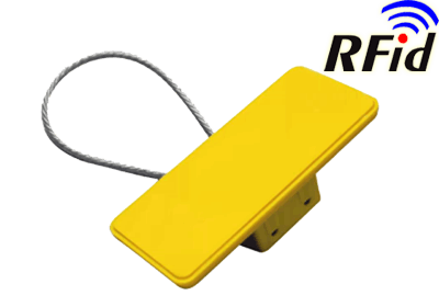 SCELLE A CABLE RFID ANTITAMPER