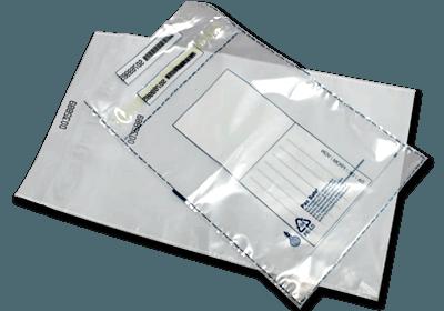PAC SAFE Veiligheidsenvelop Met Dubbele Nummering