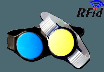RFID ABS-Polsbandjes