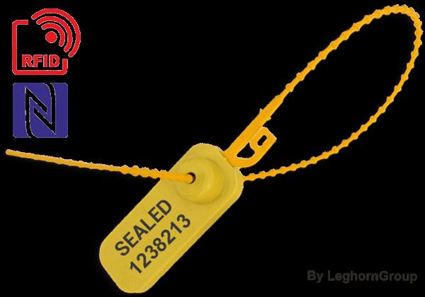 Aanrijgverzegeling UHF/HF/NFC RFID ADJUSTE SEAL