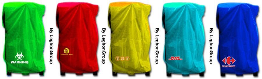 bologna beschermhoes voor pallets kleuren personnalisaties