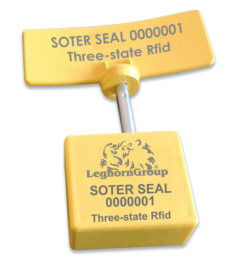 Bolt-lock Three-state Eseal Soterseal