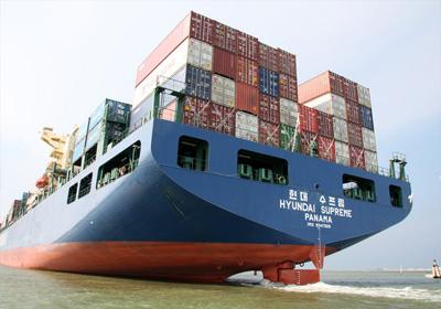 Internationaal Container Vervoer Zeevracht
