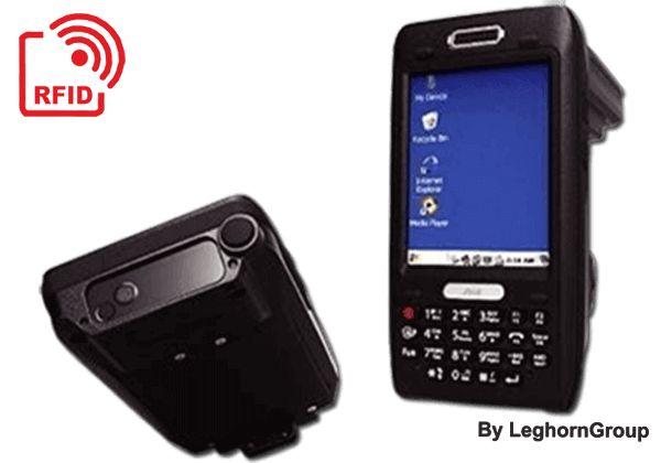 UHF RFID-Lezer EPR AT880 Handheld