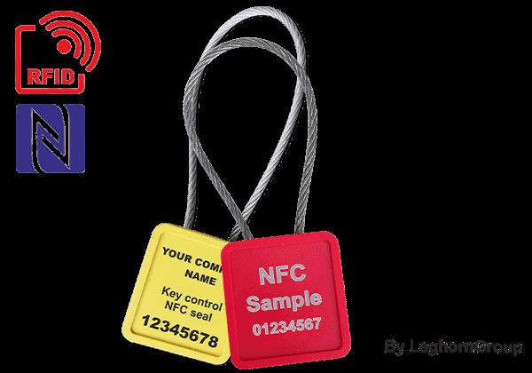 Kabelverzegeling UHF/HF/NFC RFID MINIKABEL