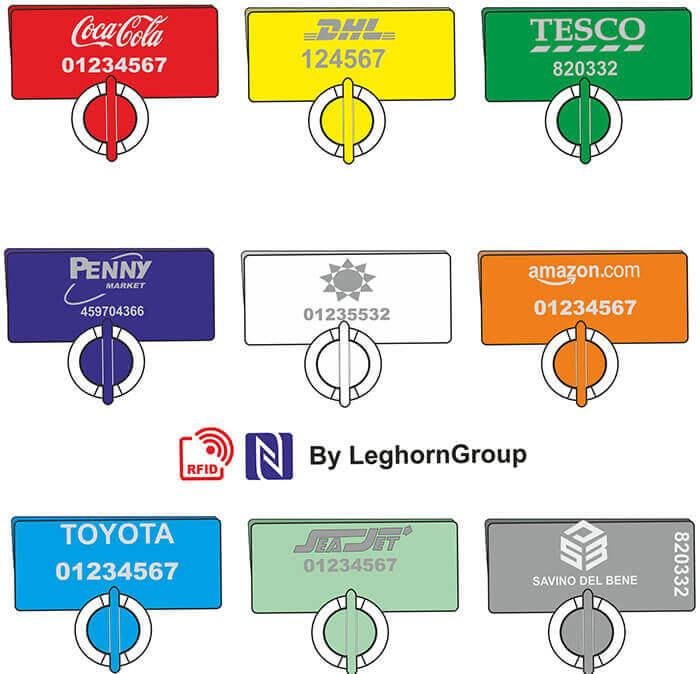uhf rfid meterzegel twist seal kleuren personalisaties